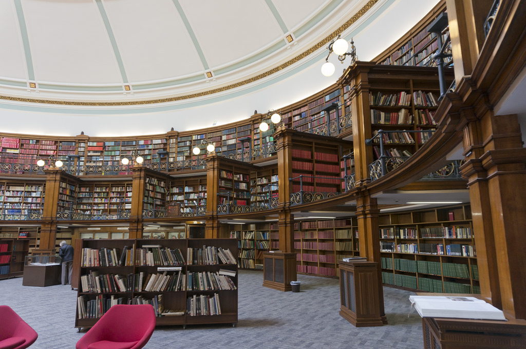 round-library-stack