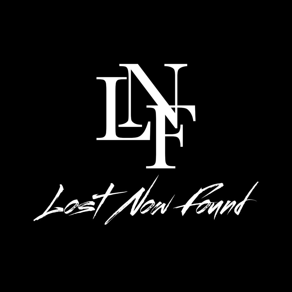 Lost now found logo